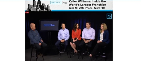 3 lessons from Keller Williams directors and CEO | Inman | Keller Williams Urbain | Scoop.it
