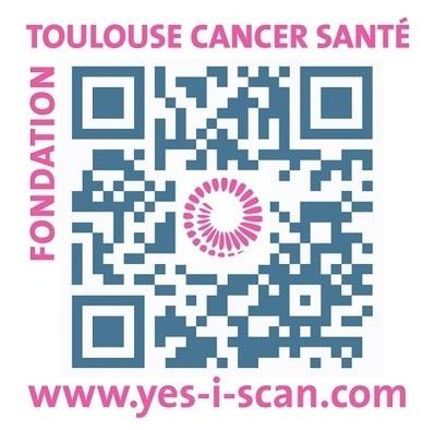 La Fondation Toulouse Cancer Santé et le TFC jouent collectif ! #qrcode #toulouse | QRiousCODE | Scoop.it