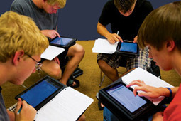 iPad Research Study | Technology and Learning | Pepperdine Community | Collaborative Action Research: iPad Trials | Scoop.it