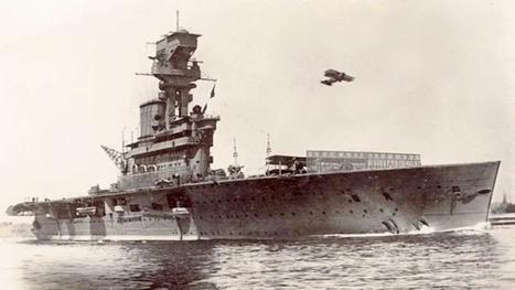 Vidéo plongée HD | Le premier porte-avions au monde ! | Plongeurs.TV | Scoop.it