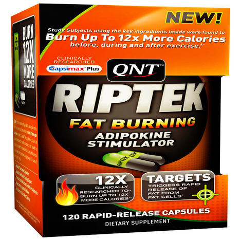 Riptek - Get Ripped Off with this European Fat-Loss Technology   ✪ FITNESS MAGAZINE ✪   Scoop.it