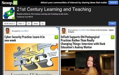 5 Pinterest-like education sites worth trying out | Digital Speak | Scoop.it