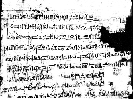 Wen-Amon's Forgotten Passport: A Tale of Ancient Egypt | One Last ... | Egyptology and Archaeology | Scoop.it