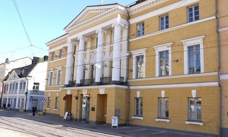 Bock House in Helsinki – A Treasure Trove   Finland Tourism & Travel Guide   Finland   Scoop.it