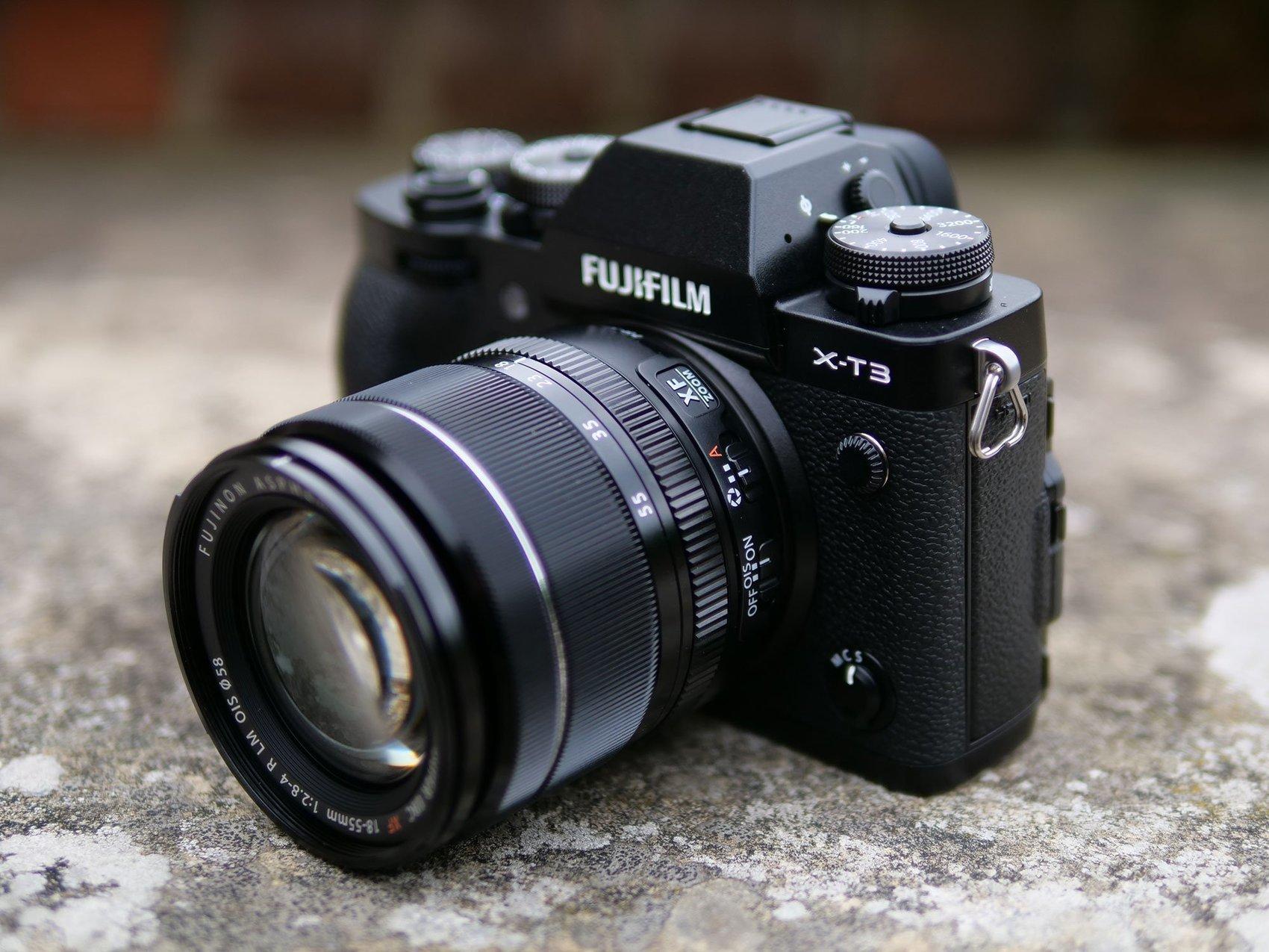 Fujifilm Xt3 Review Fujifilm X Series Aps C S