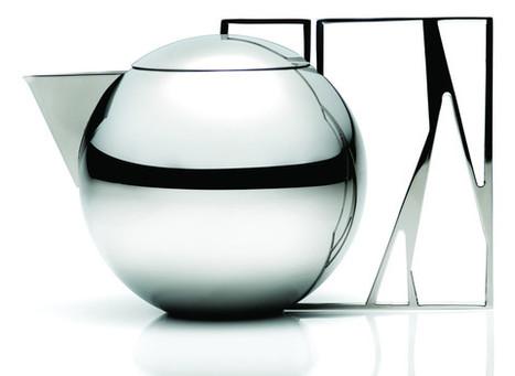 Trama Tea Pot   Art, Design & Technology   Scoop.it