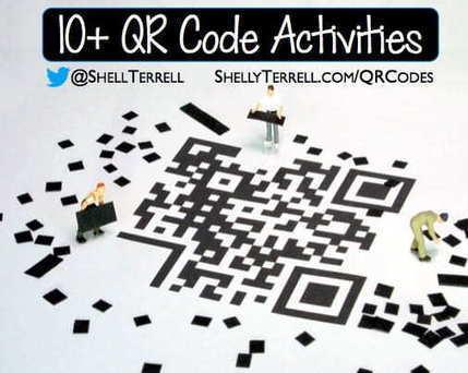 10 Qr Code Activities To Inspire Curiosity And