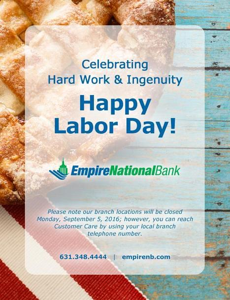History of Labor Day | News and Insights for Better Banking | Scoop.it