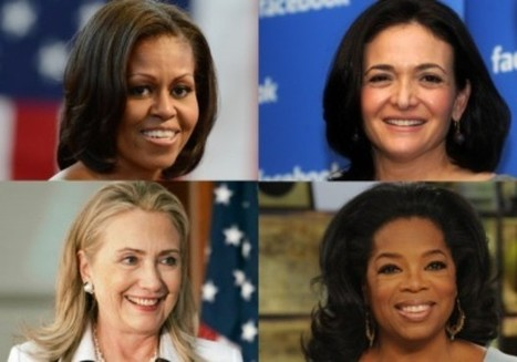 The United State's Most Powerful Women | Tolero Solutions: Organizational Improvement | Scoop.it