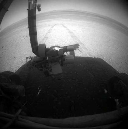 Opportunity rover tops 35 kilometers of driving | The Matteo Rossini Post | Scoop.it