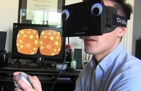 The Return of Virtual Reality Excites Gamers, Researchers - KPBS | World News | Scoop.it