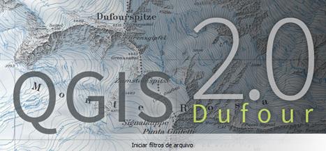 QGIS 2.0: Reprojeção de Raster Landsat-8 de WGS 1984 para SIRGAS 2000 | #Geoprocessamento em Foco | Scoop.it