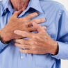 Sign of heart disease
