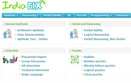 India BIX, One of the Most Useful Educational Websites Nowadays | TICs para Docencia y Aprendizaje | Scoop.it