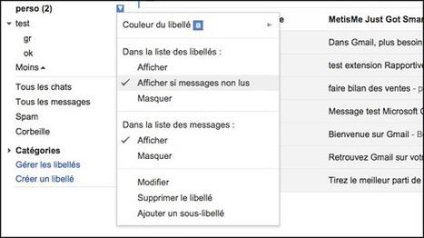 Libellés Gmail : les 10 meilleures pratiques à connaître | Time to Learn | Scoop.it