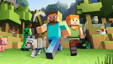 Minecraft Education Edition: The Definitive Podcast | Aggeliki Nikolaou | Scoop.it