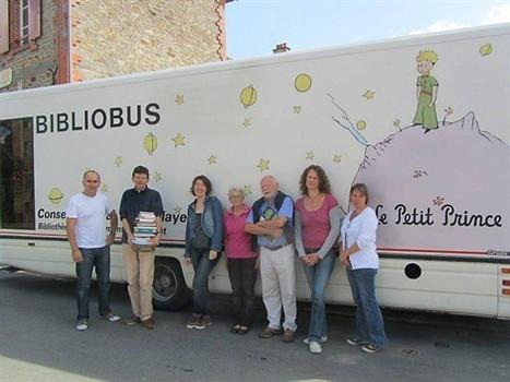 Le Bibliobus ne passera plus dans les bibliothèques , Coudray 24/09/2011 - ouest-france.fr | Bibliothèques : portage à domicile | Scoop.it