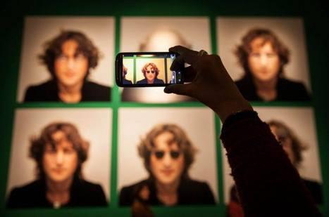 Muestra fotográfica John Lennon by Bpb Gruen | Educación 2017 | Scoop.it