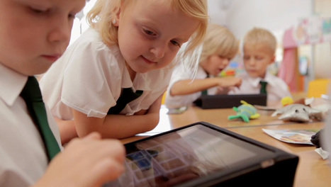 Report: Apple iPad mini to be aimed at educational sector | EDUCATION TODAY | Scoop.it