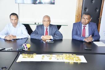 Trafic illicite – La douane saisit 18 kilos d'or à Ivato | La revue de presse CDT | Scoop.it
