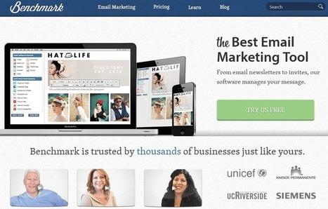 Top Ten Email Marketing Providers | Web Top Ten | Scoop.it