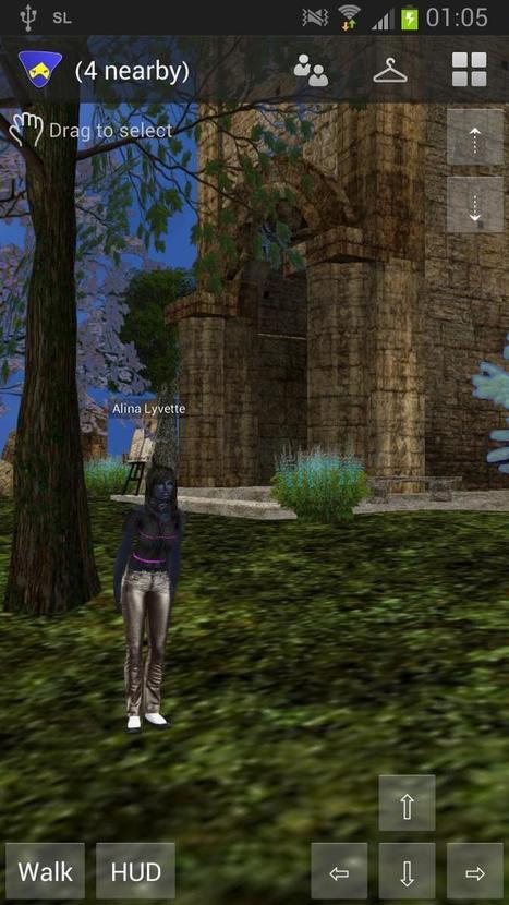 Lumiya Viewer - Screenshots | Working and Living in Virtual Worlds | Scoop.it