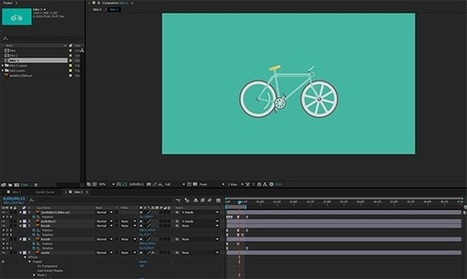 How to Export an Animated GIF using Adobe Photoshop and After Effects - Designmodo | photoshop ressources | Scoop.it