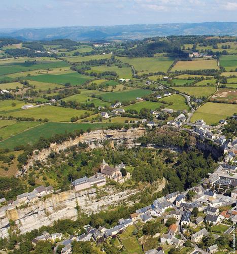 Le canyon de Bozouls : la curiosité géologique de l'Aveyron | L'info tourisme en Aveyron | Scoop.it