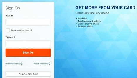 Sears Credit Card Login Citibank >> Sears Credit Card Login Online Banking Emai