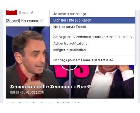 Facebook précise pourquoi, et comment, il censure des photos et messages litigieux   L3s5 infodoc   Scoop.it