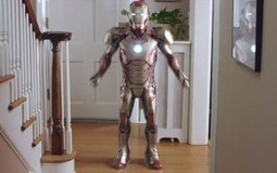 Iron Man Ad. for Verizon | All Geeks | Scoop.it