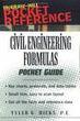 eBook: Civil Engineering Formulas Pocket Guide - Land Surveyors United   Cool Online Tools for Surveyors   Scoop.it