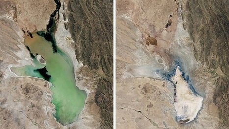 #Bolivia's second-largest lake lost to #climate change – video | Messenger for mother Earth | Scoop.it