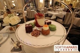 Le top des tea times à Paris | Chocolat et gourmandise | Scoop.it