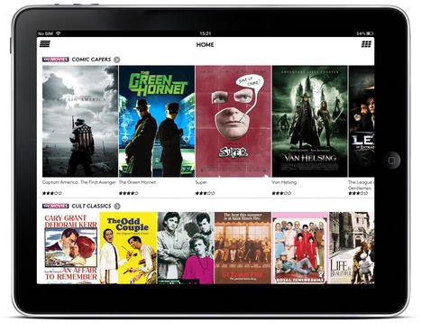 Sky launching Netflix alternative tomorrow » [via Digital TV Europe] | The Future of Social TV | Scoop.it