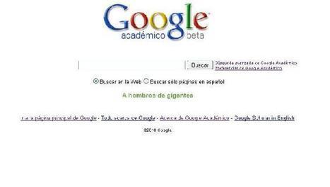 Cómo funciona Google Académico   educacion-y-ntic   Scoop.it