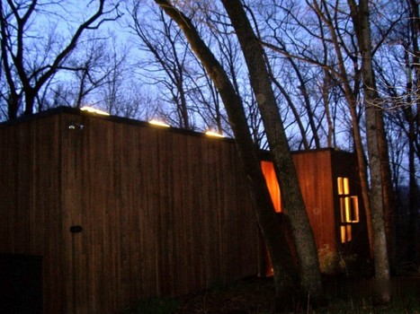 1969 mid century modern house in iowa city, architects home | Mid-Century Modern Furniture Then and Now | Mid-Century Modern Architects and Architecture | Scoop.it