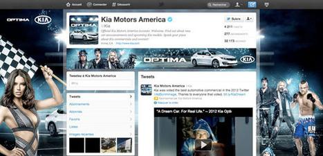 15 exemples de Pages Twitter pour les Marques | Animer une communauté Twitter | Scoop.it