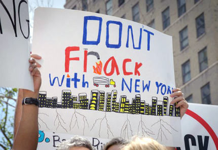Prevent a New York Fracking Train Wreck—Submit Comments to the DEC Today | EcoWatch | Scoop.it