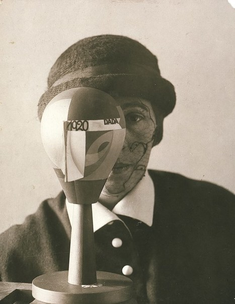 Discover the Unpublished Masterpiece that Defined Dada | Vintage and Retro Style | Scoop.it