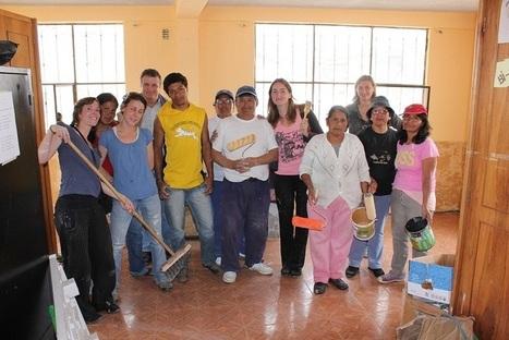 Entretien des locaux de Plan Ecuasol grâce à la collaboration des parents | Actualité du monde associatif, du bénévolat, des ONG, et de l'Equateur | Scoop.it