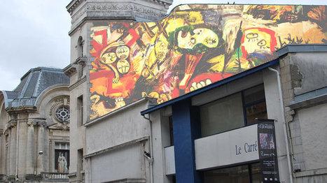 Black & Basque : aller voir l'expo Zumeta, avant de détruire (nous-même) le Carré - EKLEKTIKA | Revue de presse et média du Festival Black & Basque 2014-2013-2012-2011 | Scoop.it