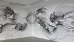 Fluid, 3D Drawings That Seem To Leap Off The Walls - DesignTAXI.com | Art Works | Scoop.it