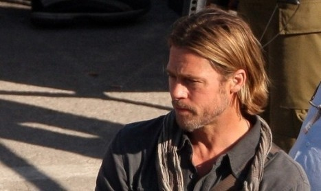 Brad Pitt Could Play 'Pontius Pilate' In The Warner Bros. Epic | It's Show Prep for Radio | Scoop.it