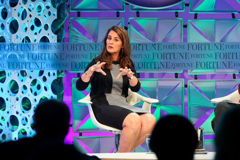Melinda Gates shares scalable ways to invest inwomen | Gender & Protection in East Africa | Scoop.it