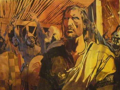 La guerre des Gaules: La Guerre des Gaules par Vincent Pompetti et Tarek   Bande dessinée et illustrations   Scoop.it