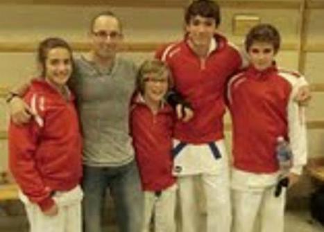 Arreau. Les compétiteurs sont là, à l'Auroise Judo | Vallée d'Aure - Pyrénées | Scoop.it