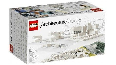 Unleash your inner Frank Lloyd Wright with the new LEGO Architecture Studio kit | Urbanism 3.0 | Scoop.it