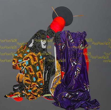 art africain et mondialisation
