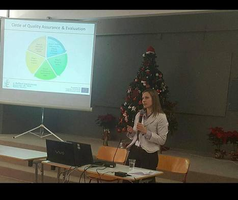 The final conference of the e-Reflect project | Citizenship Education | Scoop.it